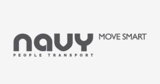 Cliente logo navy